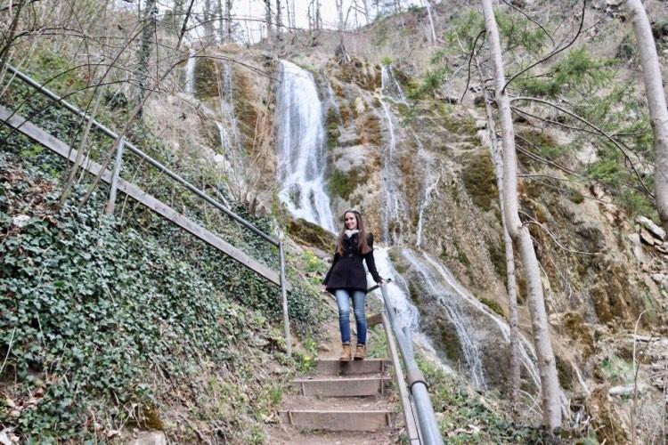 Wasserfall Thüringen