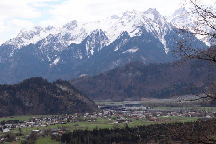 Berge Thüringen