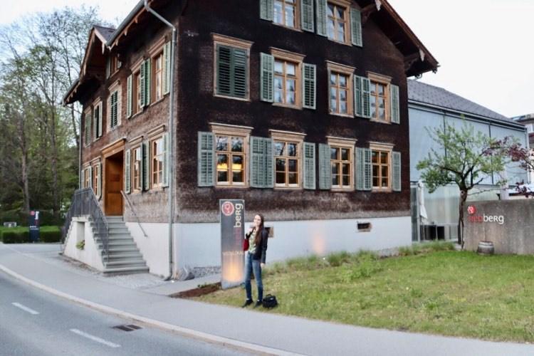 Weinlokal Rebberg in Röthis