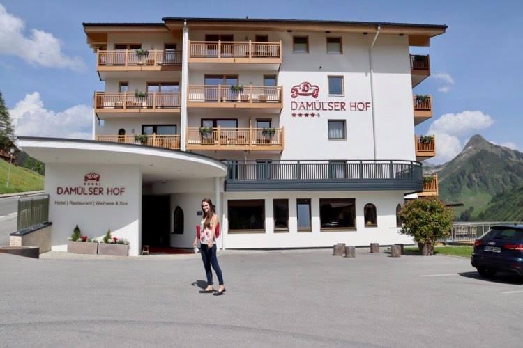 Hotel Damülser Hof