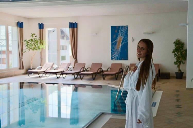 Hotel Damülser Hof Wellness