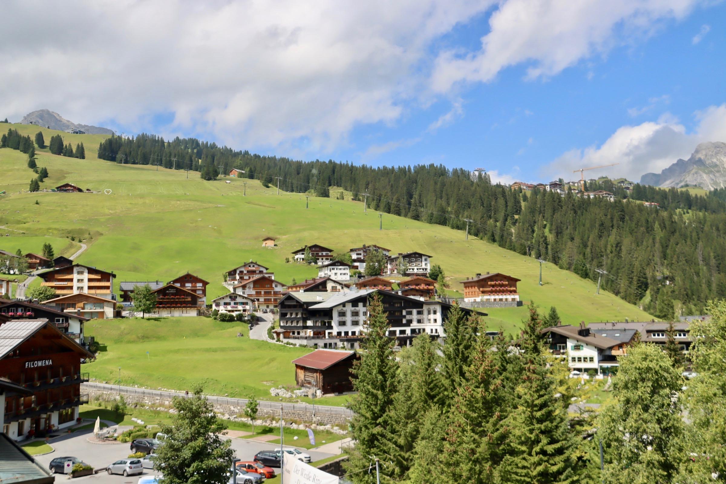 Hotel Gotthard in Lech Zimmer