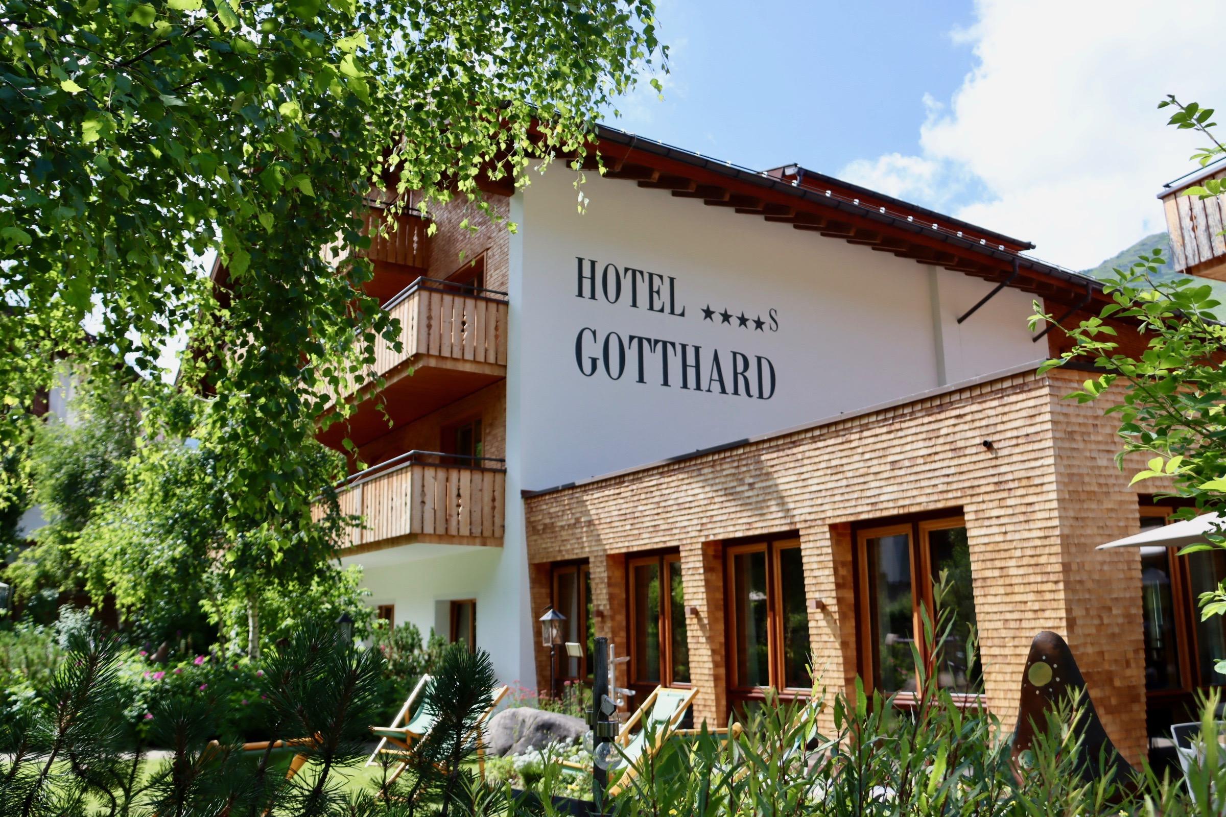Hotel Gotthard in Lech
